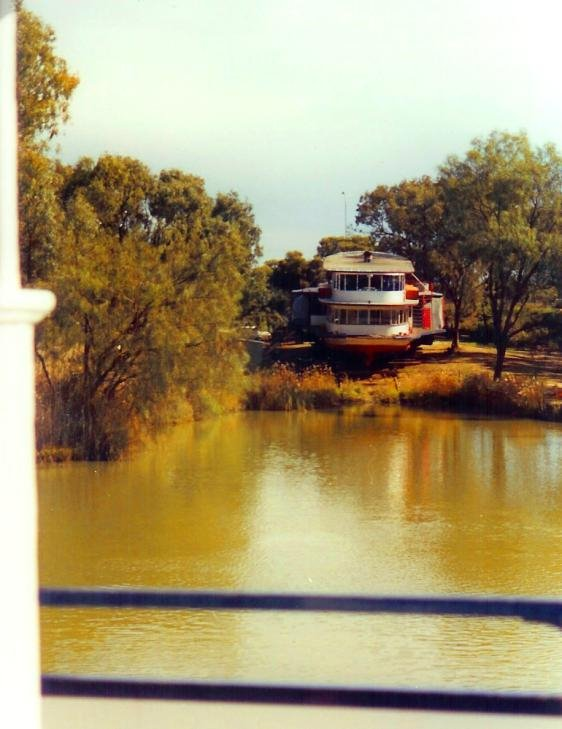the Melbourne, seen from the Rothbury, Mildura
