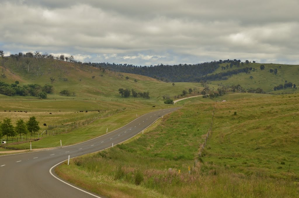 Great Alpine Road (Australie)