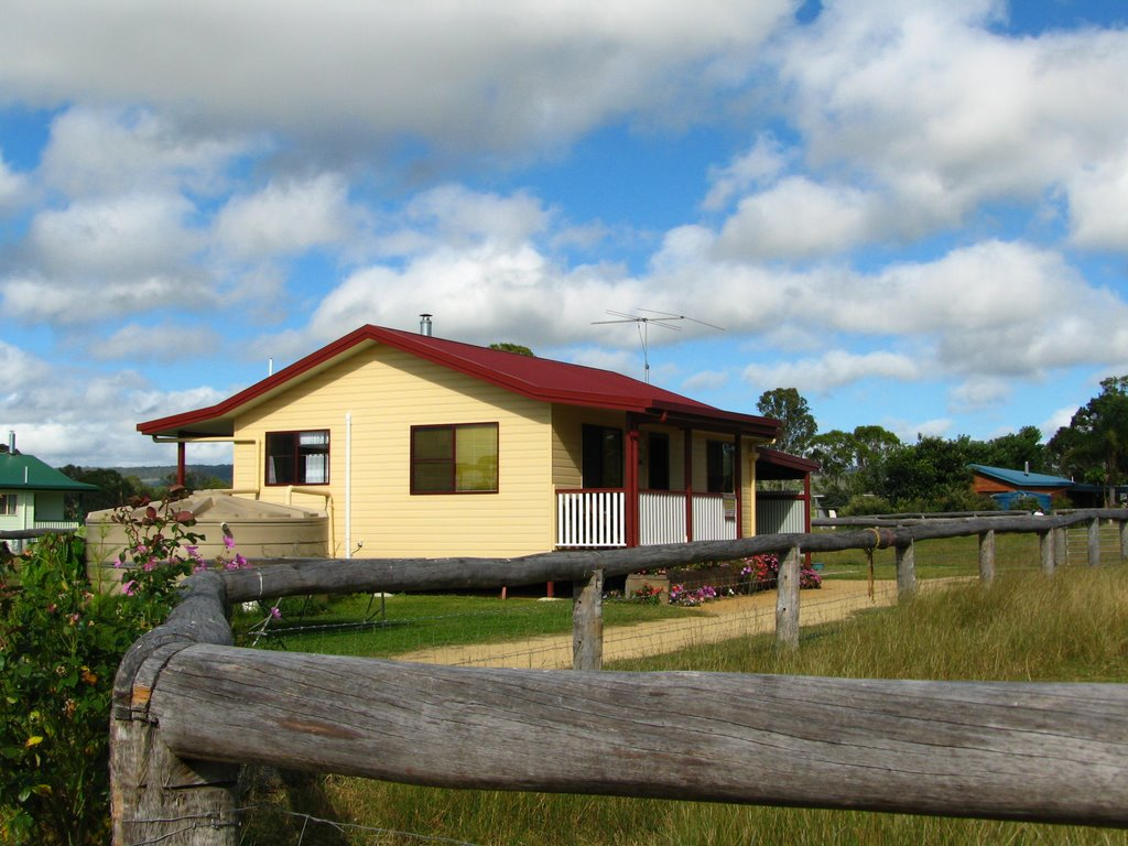 Lee Farmstay cottage