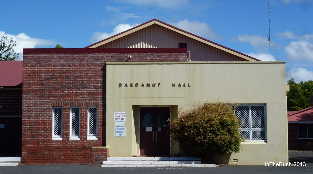 Dardanup Hall