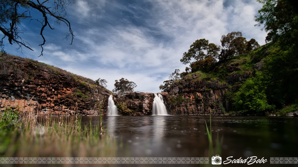Turpin Falls, Langley VIC