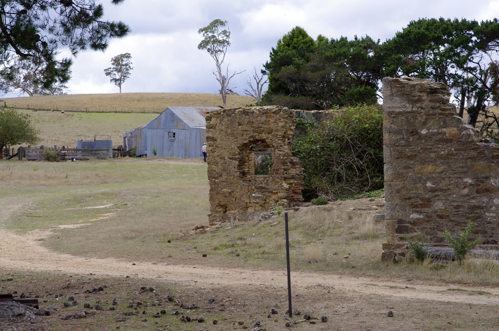 Ruins on the Old South Road