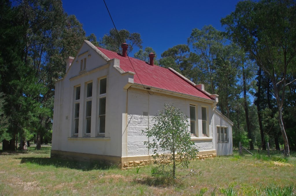 Wirrabara Forest School (1881-1967), School House (1910), Forest Road, 21 October 2012