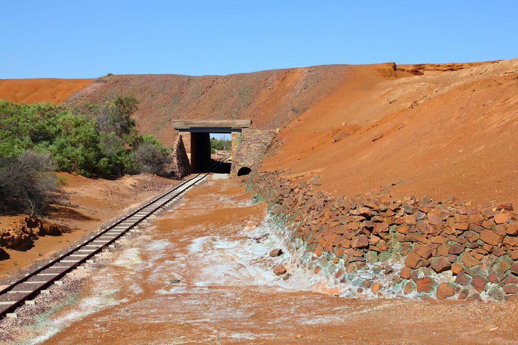 Tourist Railway, Moonta Mines
