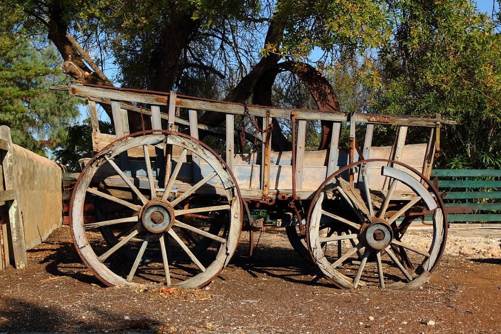 Old Cart, Moonta Mines Museum