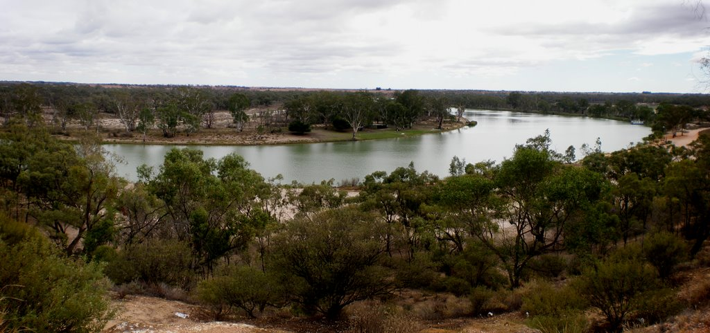 Murray River - East of Waikerie