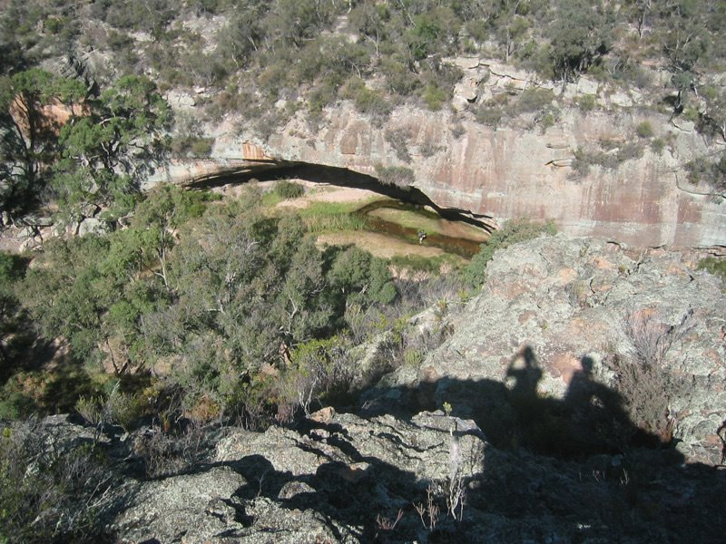 Womens Place Goulburn River Gorge