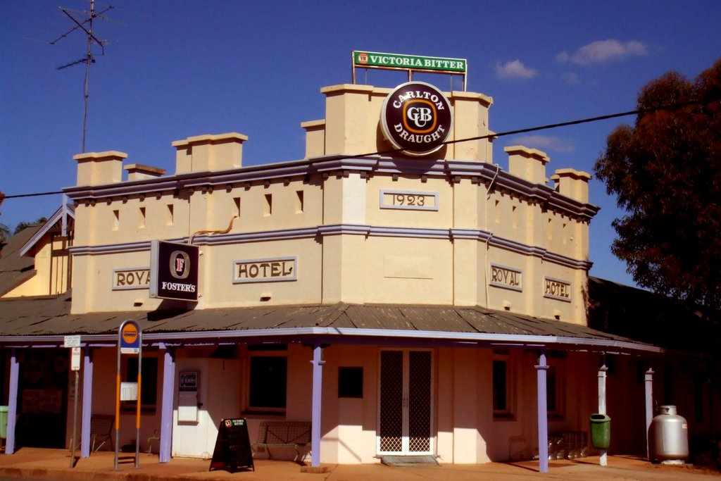 Royal Hotel - Grong Grong, NSW