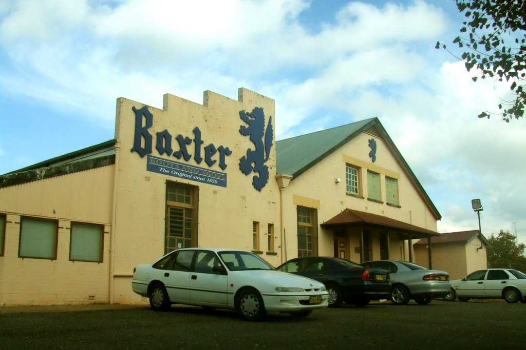 Baxter Boot Factory - Goulburn, NSW