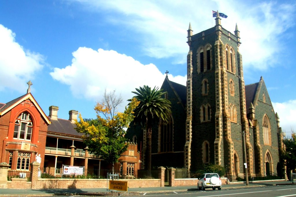 Church - Goulburn, NSW