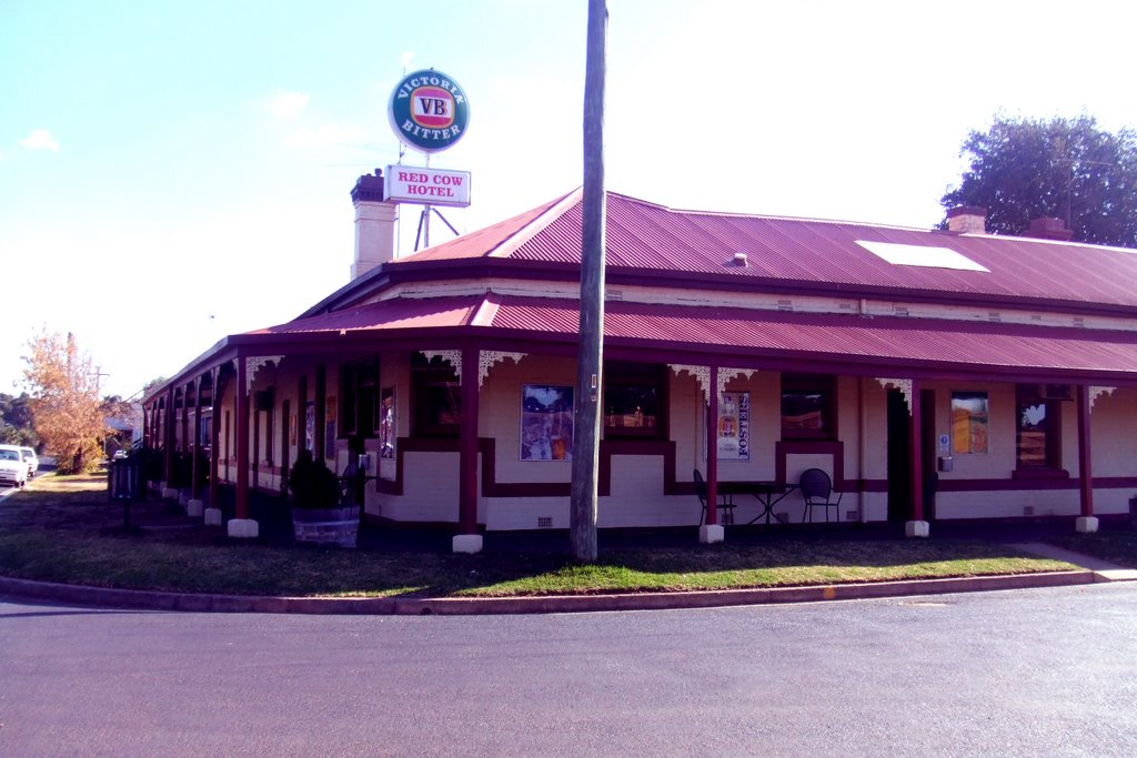 Red Cow Hotel - Junee, NSW