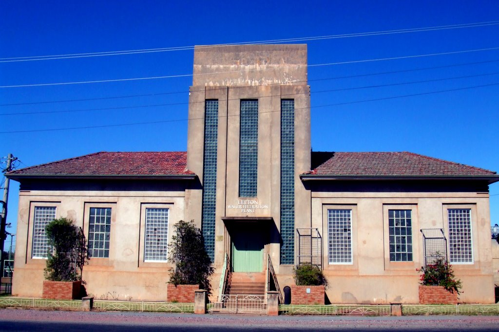 Water Filtration Plant - Leeton, NSW