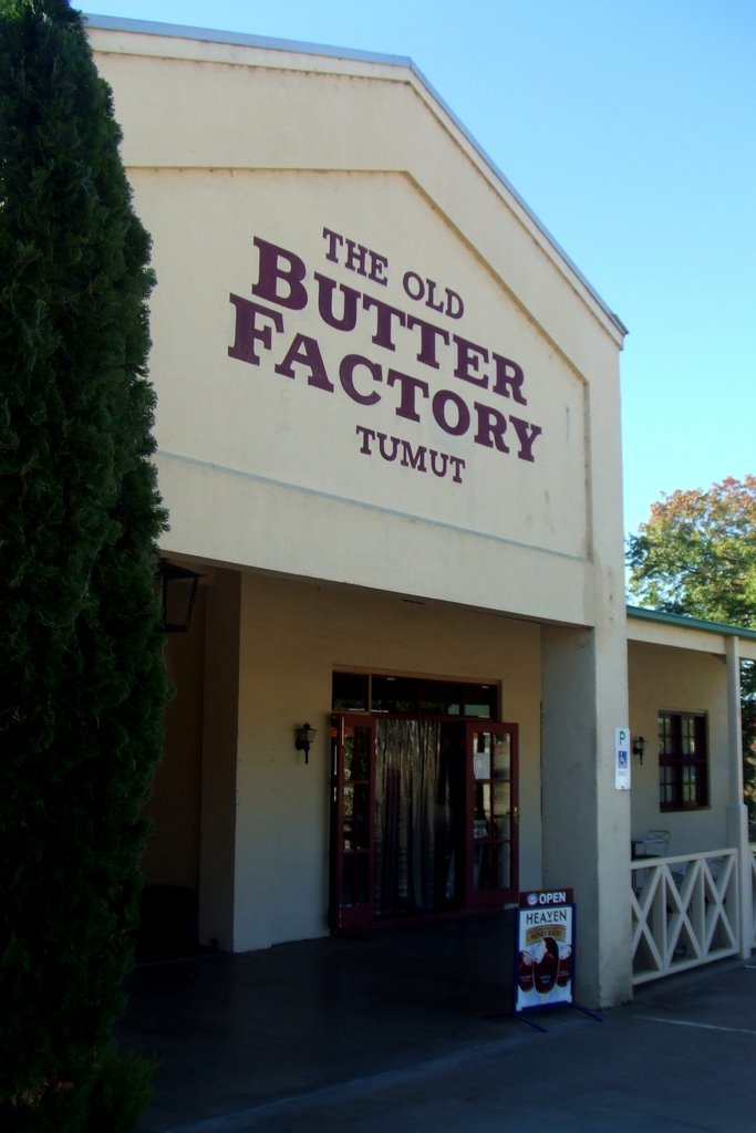 Old Butter Factory - Tumut, NSW