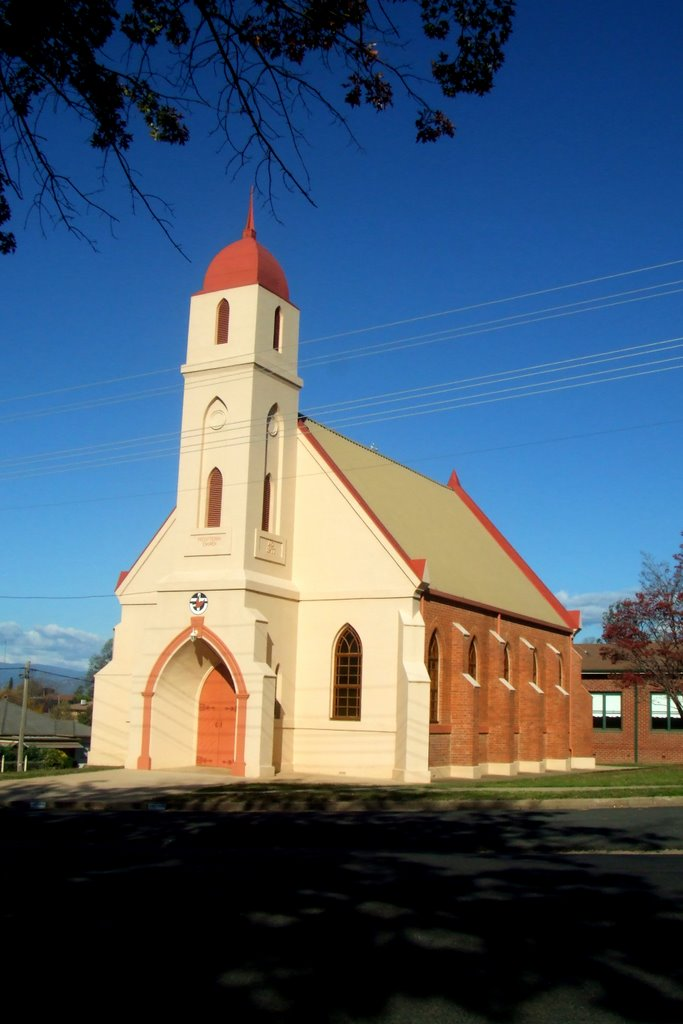Uniting Church - Tumut, NSW