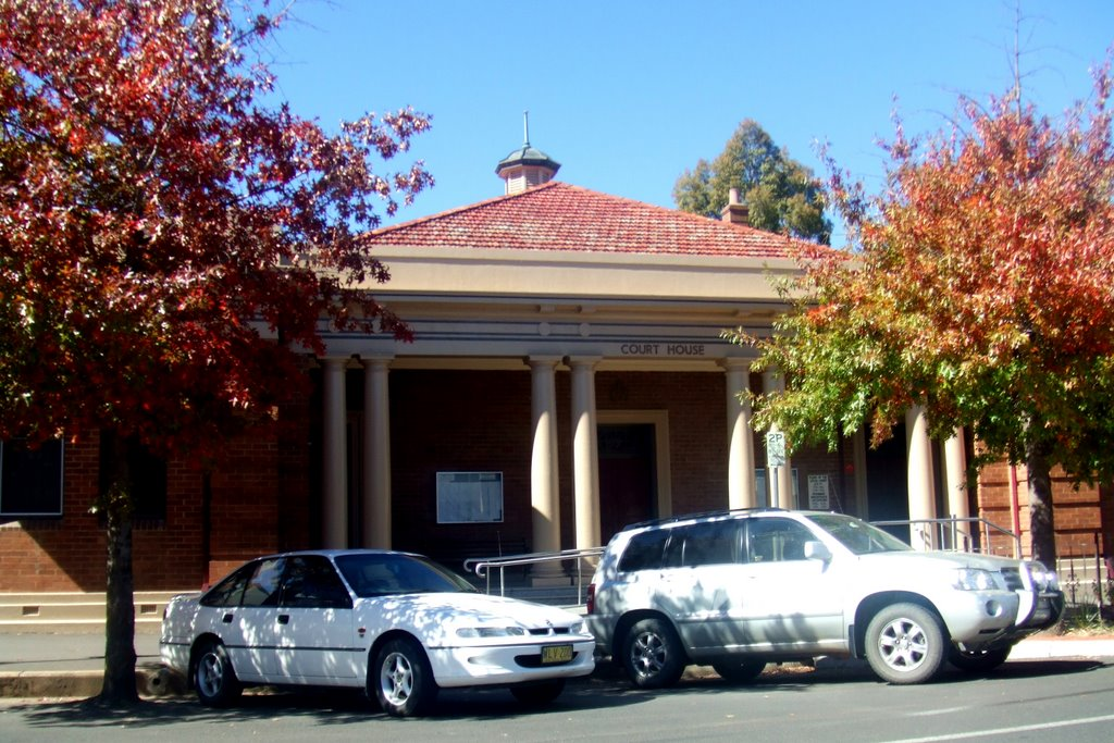 Courthouse - Young, NSW