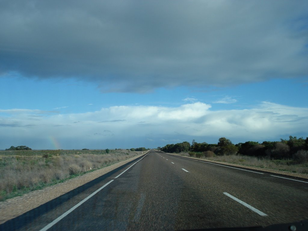 princess highway from wellington to meningie - south australia