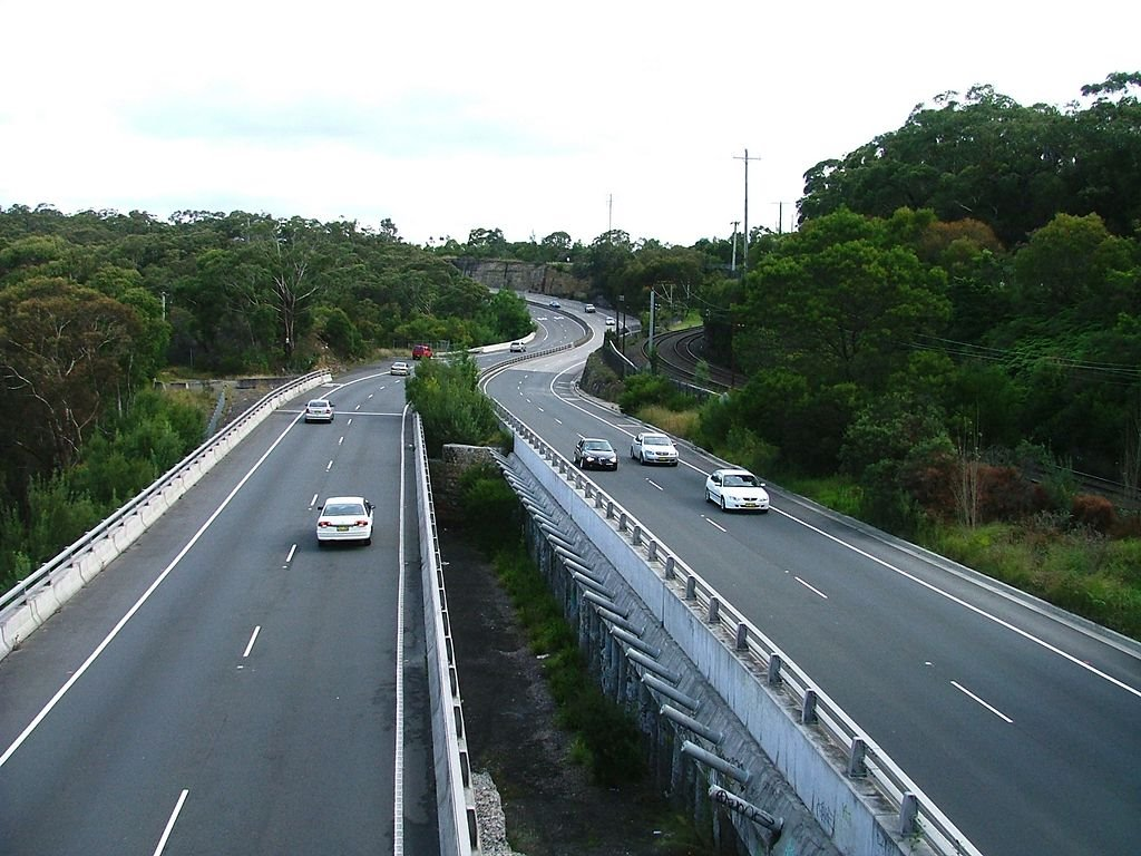 Great Western Highway at Linden