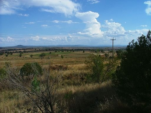Horton Valley from lookout near Warialda