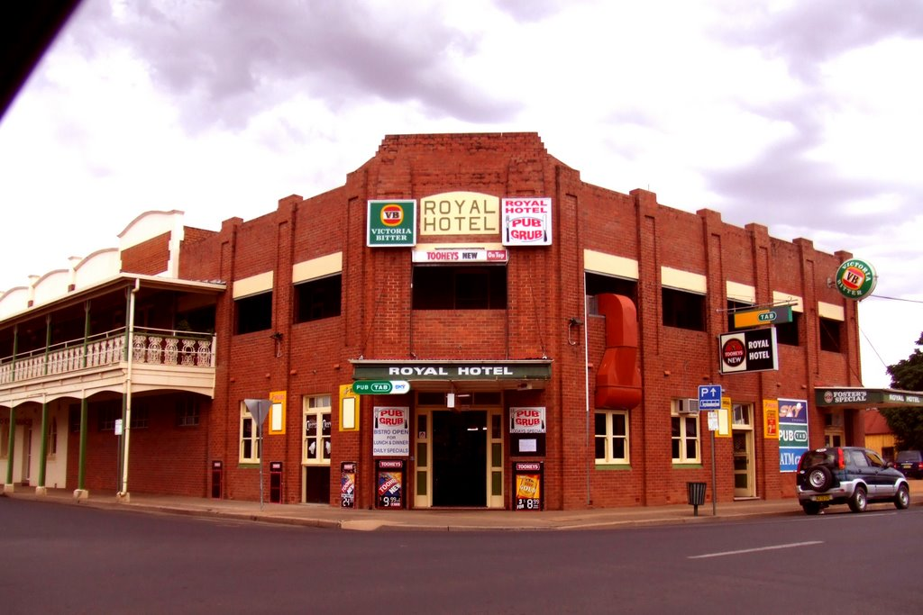 Royal Hotel, Gilgandra, NSW