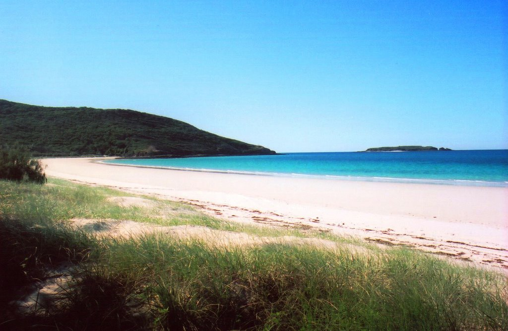 Two Mile Beach, Great Keppel Island